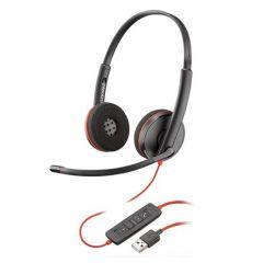 Plantronics Blackwire C3220 Binaural USB Headset