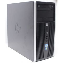 HP Compaq 6200 Pro MT PC -  i5-2400 3.10GHz - 4GB RAM - 500GB HDD