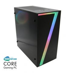 Stone Core Gaming PC - Intel i3 Processor - 8GB RAM - 1TB HDD - GT 710