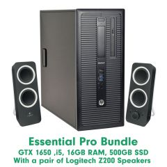 Essential Pro Gaming PC Bundle