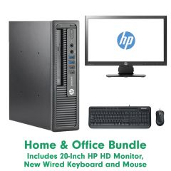 HP Home & Office Essential Bundle Intel Core i5 - Windows 10