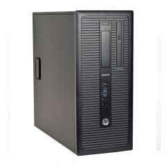 HP EliteDesk 800 G1 Tower- i7-4770 3.40GHz - 4GB RAM - 500GB HDD