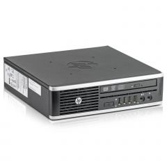 HP Compaq Elite 8300 - i7-3770S 3.10GHz - 8GB RAM - 240GB SSD