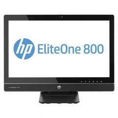 HP EliteOne 800 G1 AiO -  i5-4590S 3.00GHz - 4GB RAM - 250GB HDD - Grade C