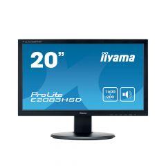 """Iiyama ProLite E2083HSD-B1 19.5"""" HD LED Monitor"""