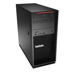 Lenovo ThinkStation P520c - Intel Xeon W-2104 3.20GHz - 32GB RAM - 1TB HDD - Quadro P400