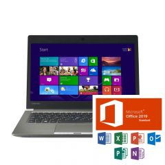 Toshiba Portege i5 MS Office Bundle