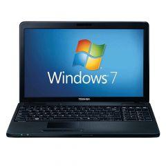 TOSHIBA SATELLITE PRO C660 -  i3-2350M 2.30GHz - 4GB RAM - 250GB HDD - Grade C