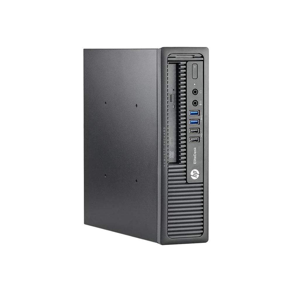 HP EliteDesk 800 G1 - i5-4670S 3.10GHz - 4GB RAM - 500GB HDD