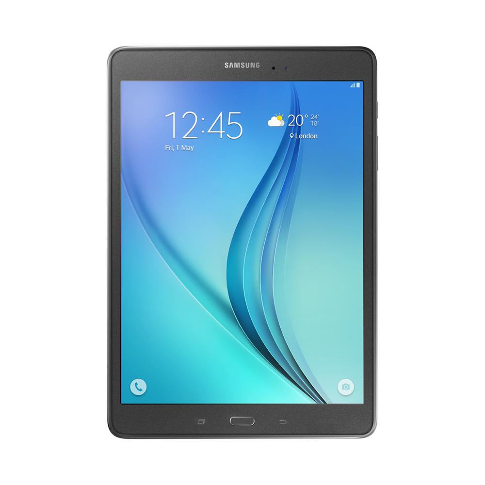 Samsung Galaxy Tab A (2015) - 16GB Storage - Wi-Fi - Black - Grade C