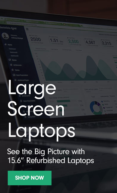 Large Screen Laptops