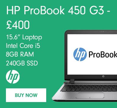 HP Probook 450 G3 15 inch Laptop