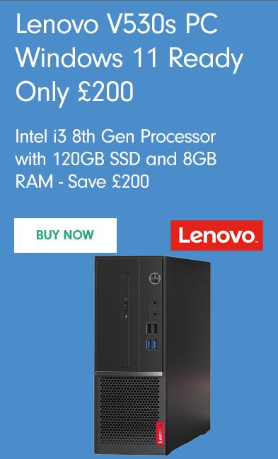 Lenovo V530s PC Windows 11 Compatible