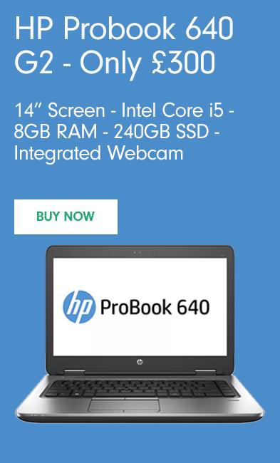 HP Probook 640 G2 Only £300